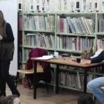 מפגש ספרותי בהרטוב 01/2016
