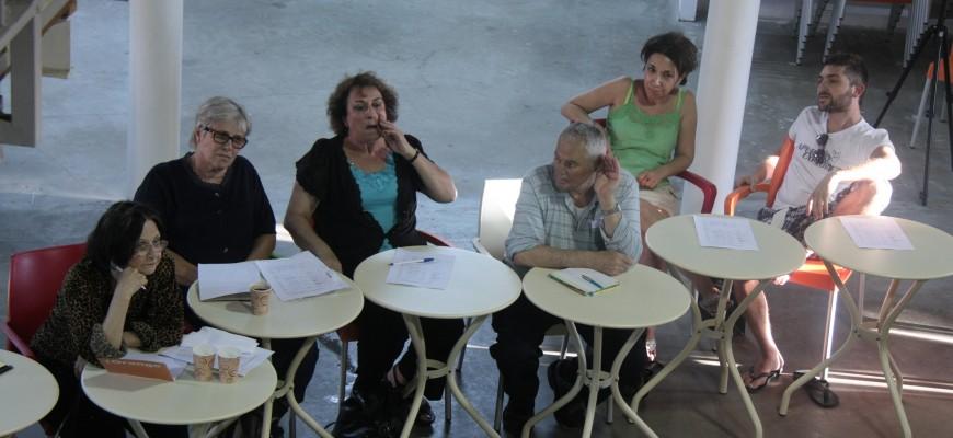 סדנאות לכתיבה יוצרת לגילאים שונים