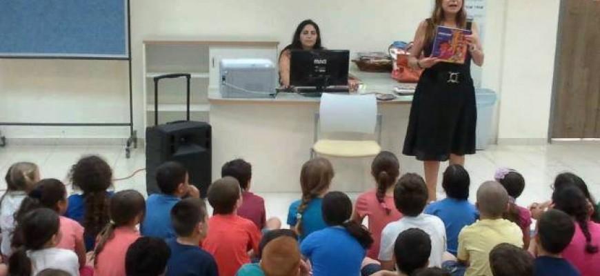 מפגשים מותאמים לילדי כיתות א – ח